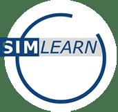 Sim.learn Logo